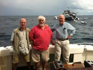 Iain Kerr, Paul Watson and Roger Payne